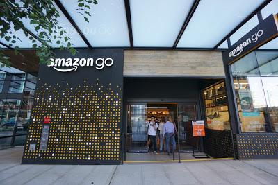 Eihiro Saishuさんの「Amazon goが実現しているもの」が教えてくれるもの
