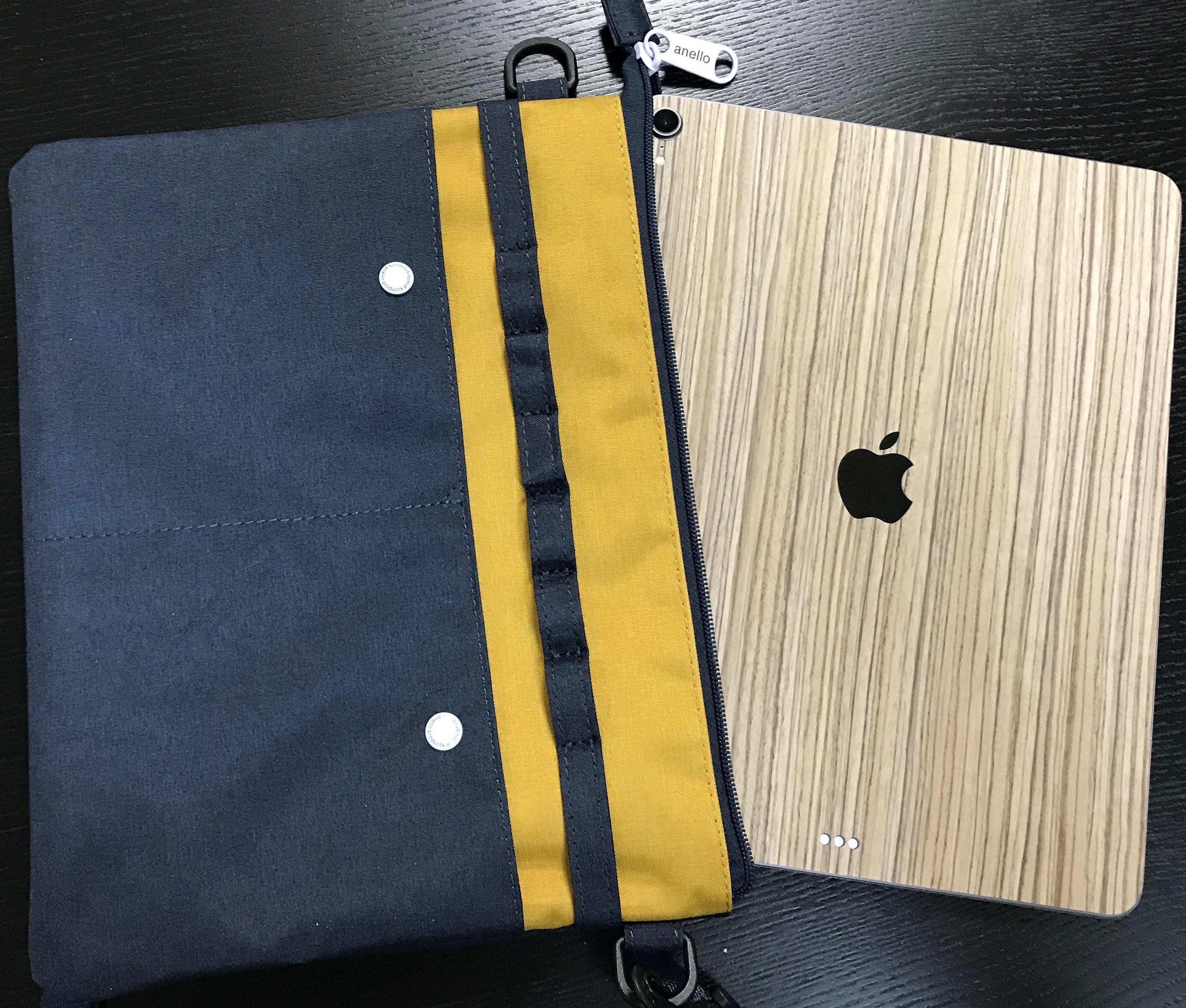 軽快に、街に出よう。わずか853.7gの手書きのワンダーランド「iPad Pro 12.9」を連れて!